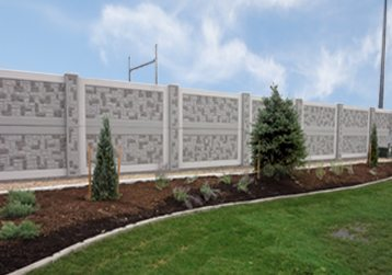 StoneTree® Precast Concrete Walls are capable of reducing traffic noise levels up to 10 decibels