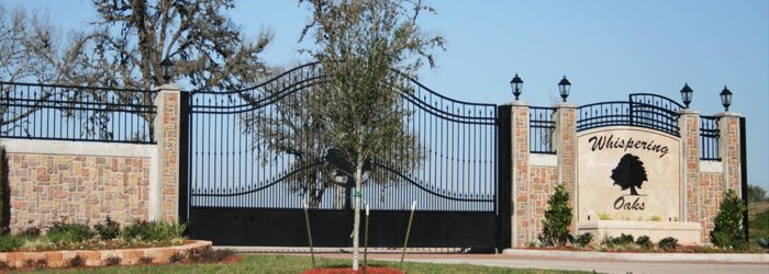 Wide Range of Features and Benefits for Homeowners association fencing