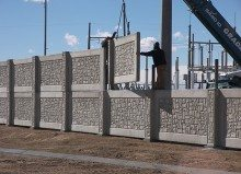 Commercial Fence Wall Panels Reduce Construction-Related Costs