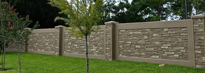 StoneTree® privacy fencing