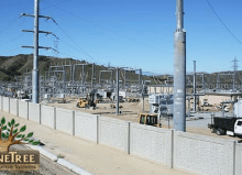 Protecting Power Substations